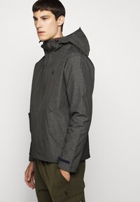 Polo Ralph Lauren - PORTLAND FULL ZIP - Summer jacket - windsor heather - 4