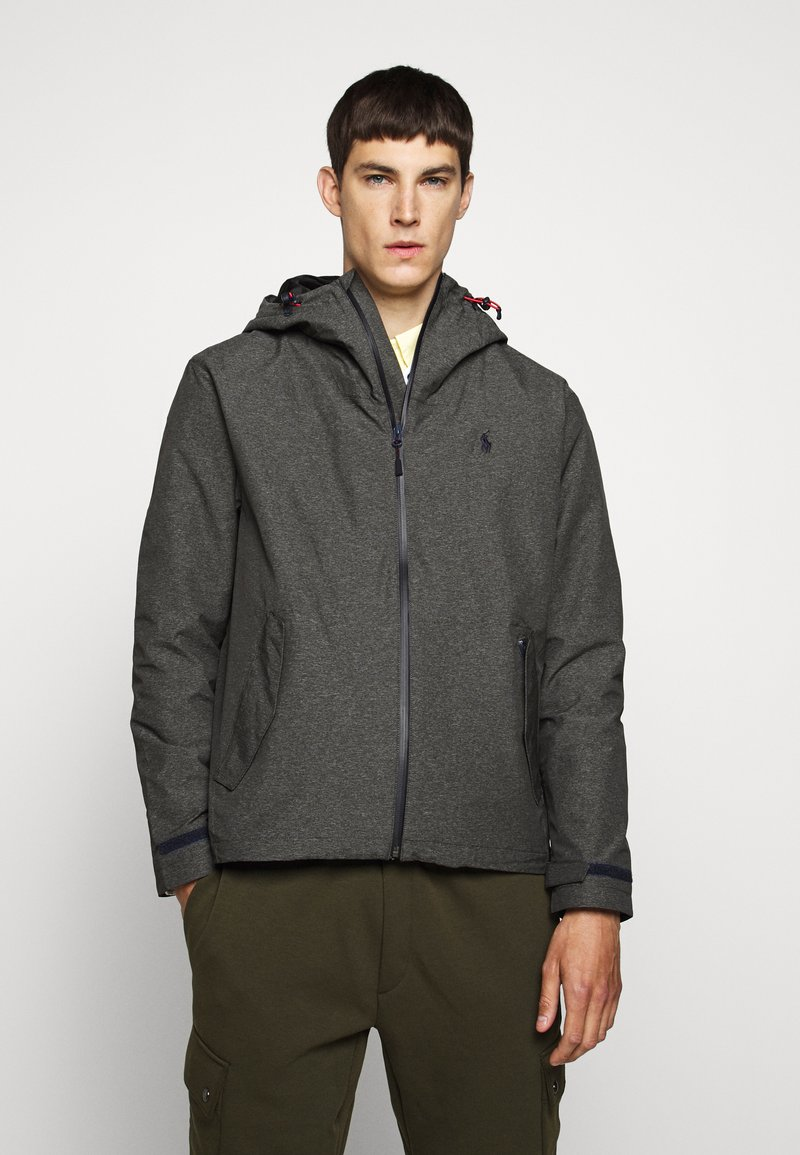 Polo Ralph Lauren - PORTLAND FULL ZIP - Summer jacket - windsor heather
