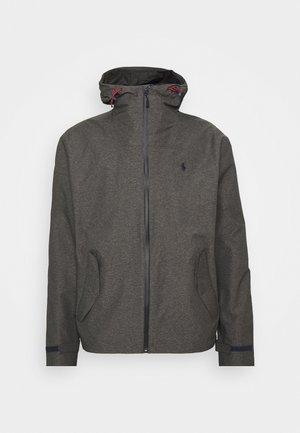 PORTLAND FULL ZIP - Summer jacket - windsor heather