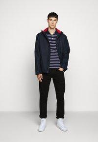 Polo Ralph Lauren - PORTLAND FULL ZIP - Summer jacket - aviator navy - 1