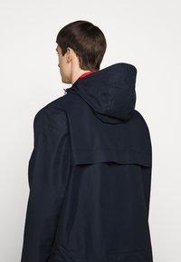 Polo Ralph Lauren - PORTLAND FULL ZIP - Summer jacket - aviator navy - 4