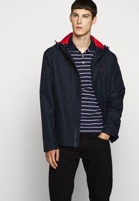 Polo Ralph Lauren - PORTLAND FULL ZIP - Summer jacket - aviator navy - 6