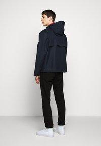 Polo Ralph Lauren - PORTLAND FULL ZIP - Summer jacket - aviator navy - 2