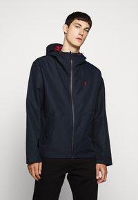 Polo Ralph Lauren - PORTLAND FULL ZIP - Summer jacket - aviator navy - 0