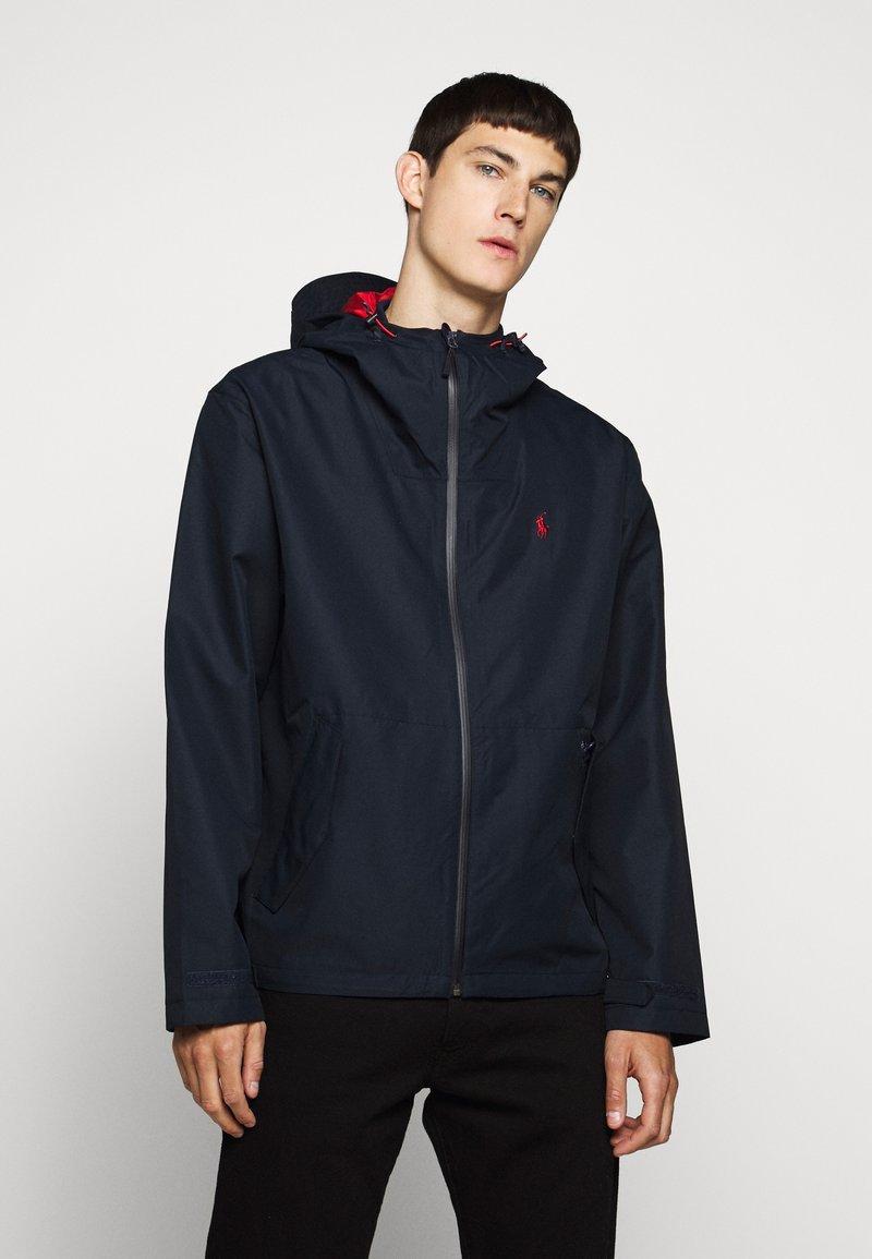 Polo Ralph Lauren - PORTLAND FULL ZIP - Summer jacket - aviator navy