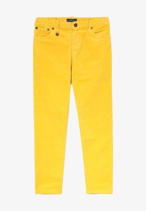 SKINNY BOTTOMS PANT - Kalhoty - chrome yellow