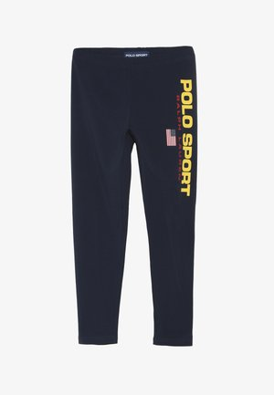 POLO SPORT BOTTOMS - Leggings - cruise navy