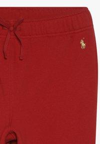 Polo Ralph Lauren - BOTTOMS PANT - Pantalon de survêtement - red - 4