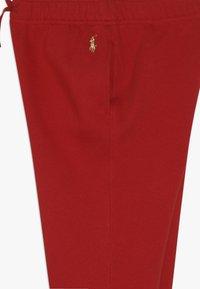 Polo Ralph Lauren - BOTTOMS PANT - Pantalon de survêtement - red - 2