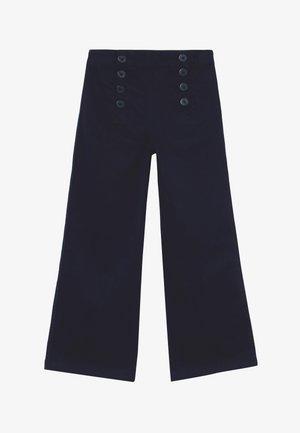 SAILOR BOTTOMS - Kalhoty - hunter navy