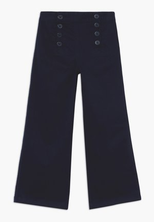 SAILOR BOTTOMS - Kalhoty - hunter navy