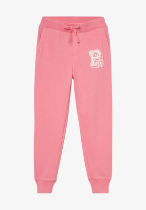 GRAPHIC BOTTOMS - Pantaloni sportivi - lauren pink
