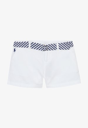 SOLID BOTTOMS - Szorty - white