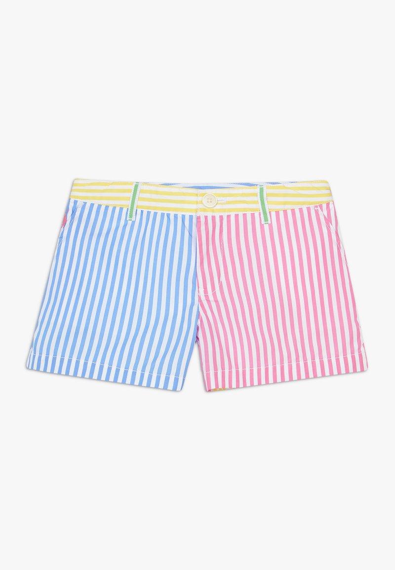 Polo Ralph Lauren - BENGAL BOTTOMS - Shorts - white/multicolour