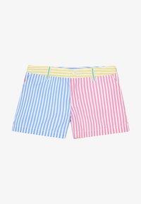 Polo Ralph Lauren - BENGAL BOTTOMS - Shorts - white/multicolour - 2