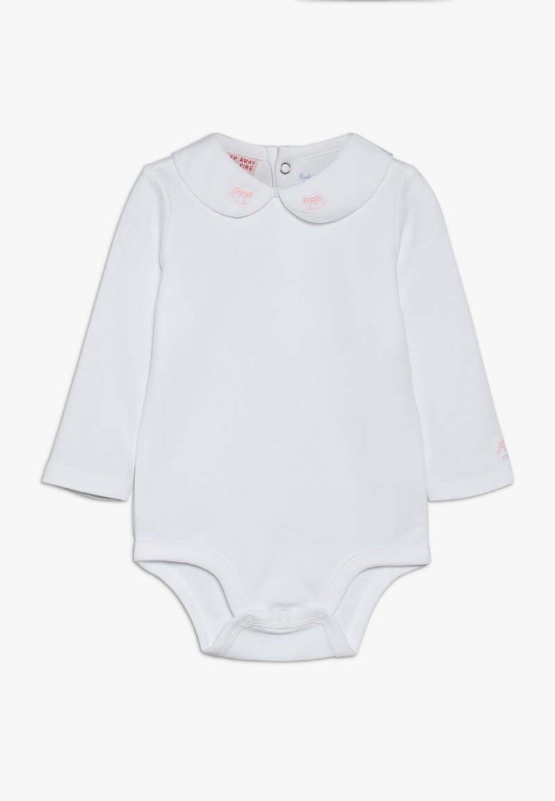 Polo Ralph Lauren - SOLID - Long sleeved top - white