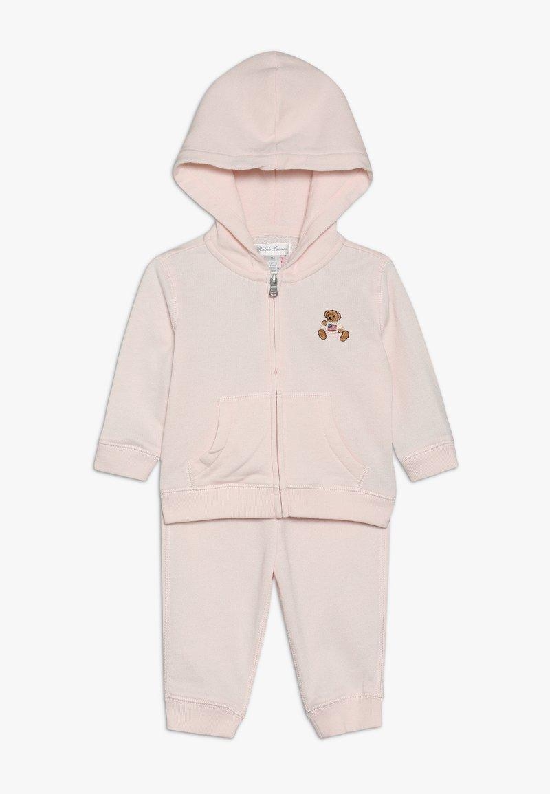 Polo Ralph Lauren - HOOK UP SET - Sweatjacke - delicate pink