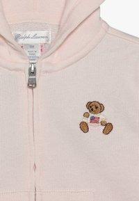 Polo Ralph Lauren - HOOK UP SET - Sweatjacke - delicate pink - 5
