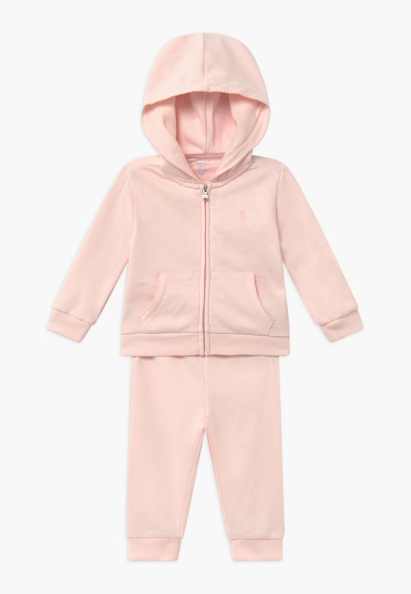 Polo Ralph Lauren - GIRL SET - Trainingspak - delicate pink