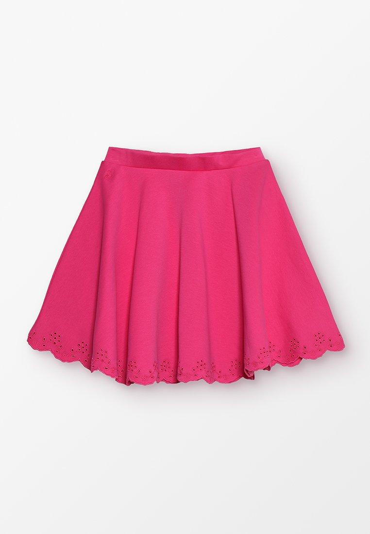 Polo Ralph Lauren - ROMA SKIRT - A-Linien-Rock - ultra pink