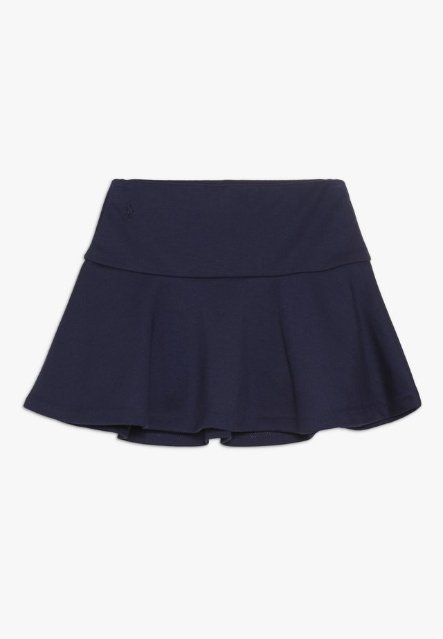 SCOOTER BOTTOMS SKIRT - A-linjekjol - french navy