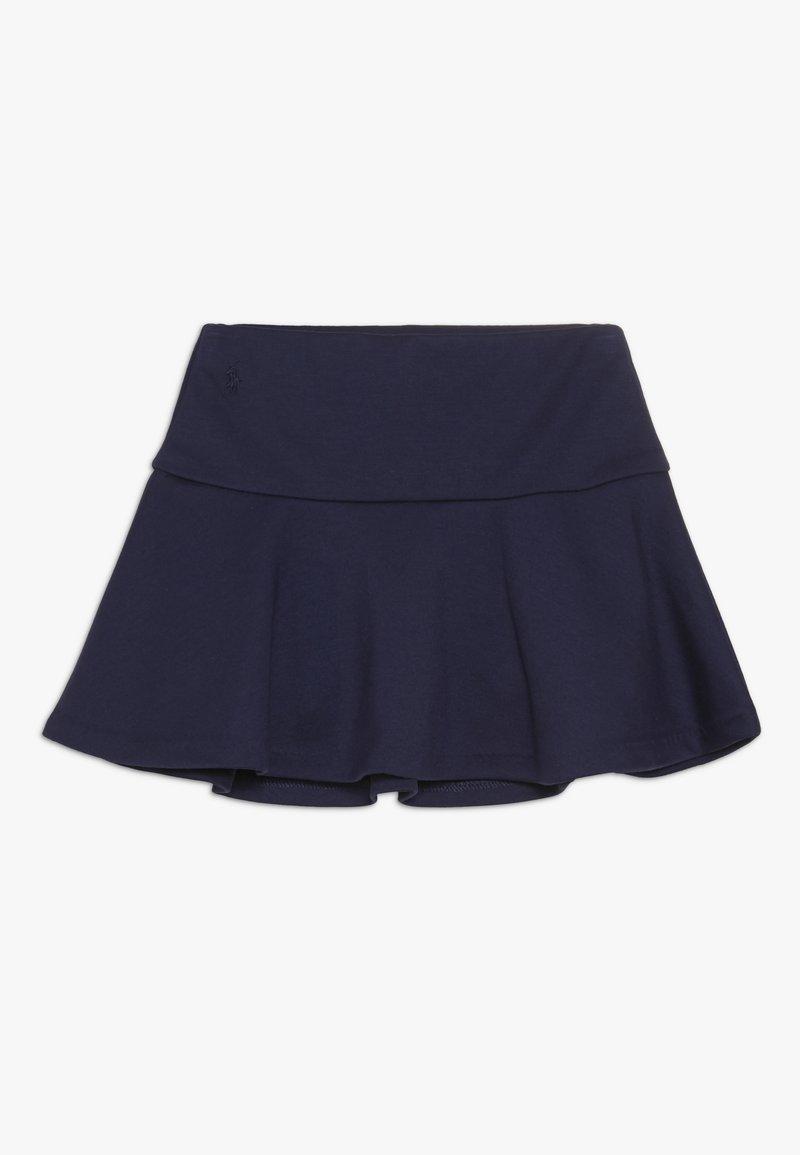 Polo Ralph Lauren - SCOOTER BOTTOMS SKIRT - A-line skirt - french navy