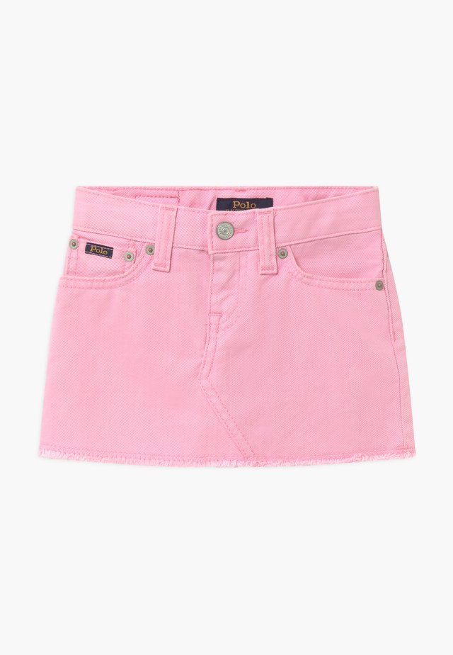 Falda acampanada - carmel pink