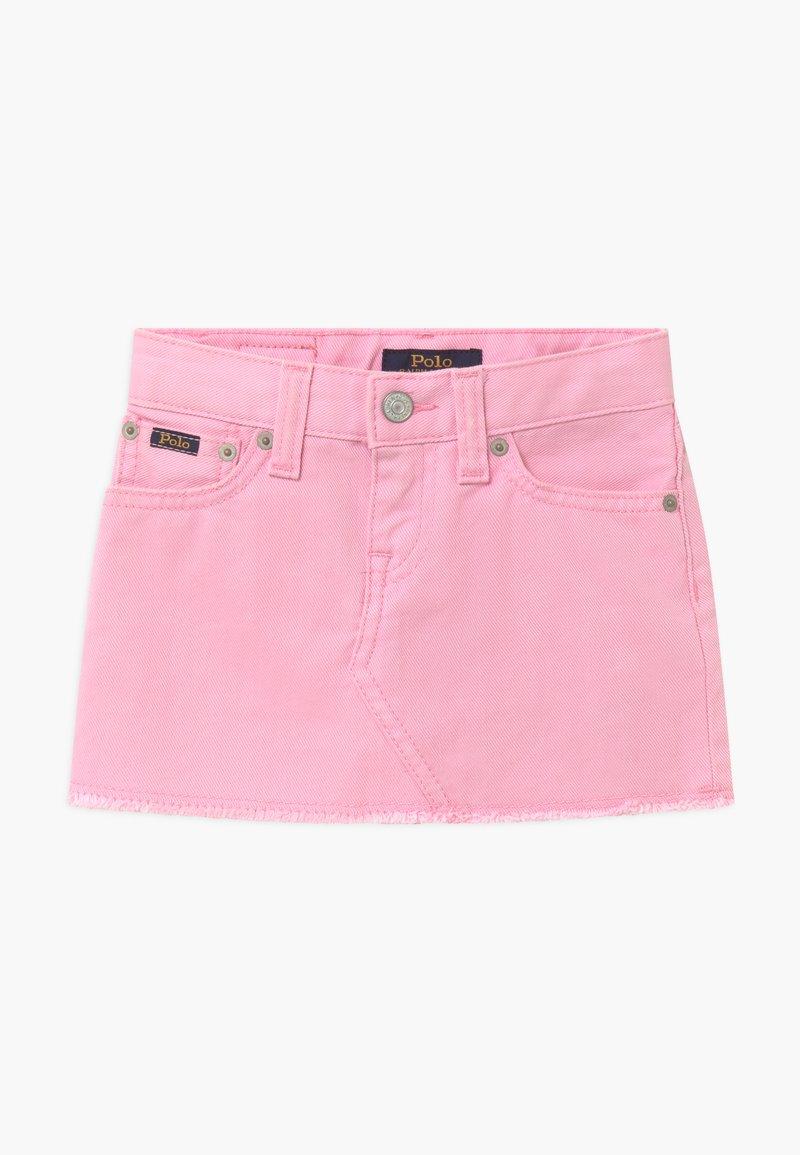 Polo Ralph Lauren - Gonna a campana - carmel pink