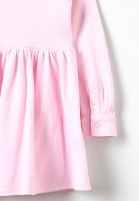 Polo Ralph Lauren - OXFORD DRESS - Vardagsklänning - carmel pink/white - 4