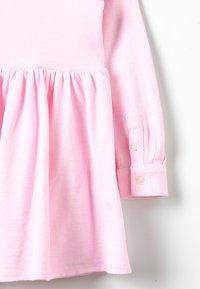 Polo Ralph Lauren - OXFORD DRESS - Robe d'été - carmel pink/white - 4