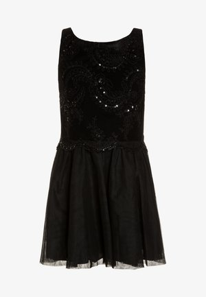 BEADED - Cocktail dress / Party dress - black