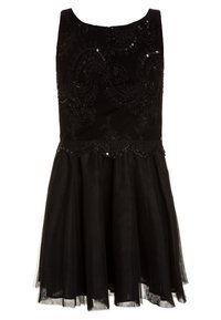 Polo Ralph Lauren - BEADED - Cocktailjurk - black - 1