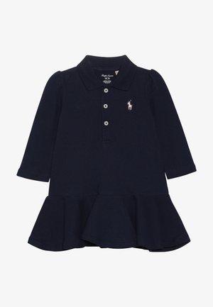 POLO DRESS BABY SET - Freizeitkleid - french navy
