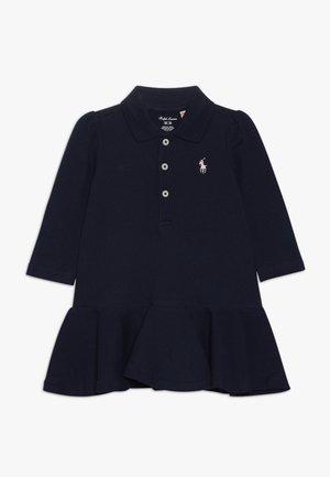 POLO DRESS BABY SET - Denní šaty - french navy