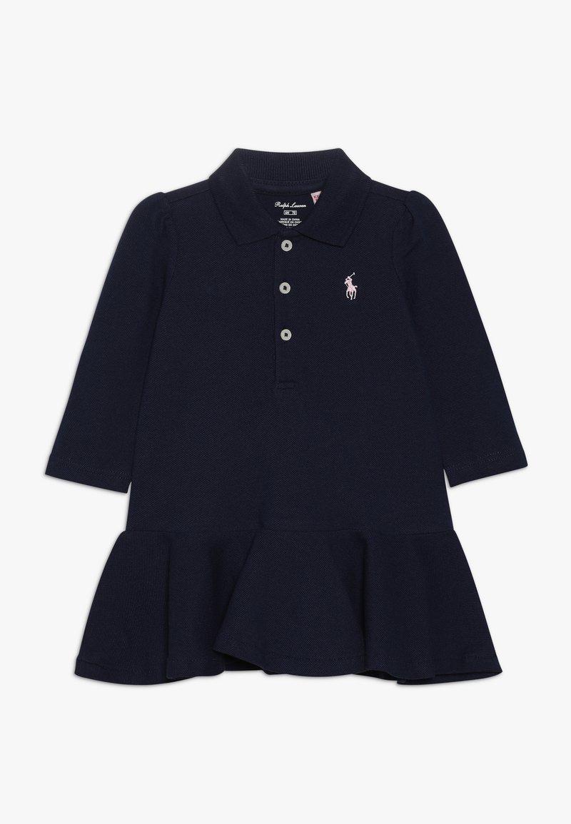 Polo Ralph Lauren - POLO DRESS BABY SET - Freizeitkleid - french navy