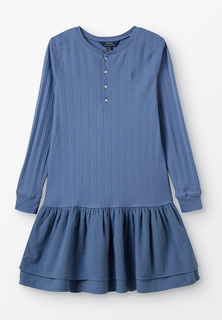 Polo Ralph Lauren - DRESSES - Jersey dress - carson blue