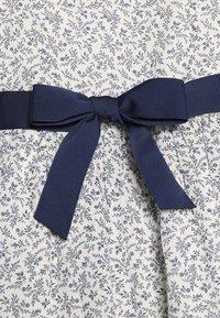 Polo Ralph Lauren - Robe d'été - cream/navy - 4