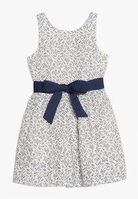 Polo Ralph Lauren - Robe d'été - cream/navy - 0