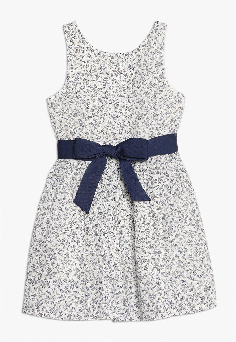 Polo Ralph Lauren - Robe d'été - cream/navy