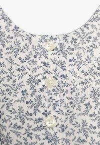 Polo Ralph Lauren - Robe d'été - cream/navy - 2