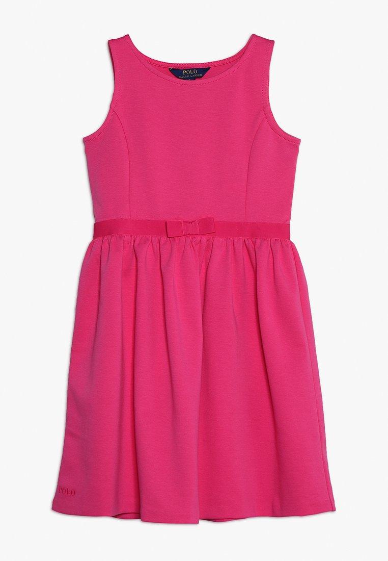 Polo Ralph Lauren - LIGHT WEIGHT - Robe en jersey - ultra pink