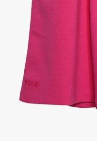 Polo Ralph Lauren - LIGHT WEIGHT - Robe en jersey - ultra pink - 2