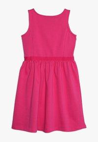 Polo Ralph Lauren - LIGHT WEIGHT - Robe en jersey - ultra pink - 1