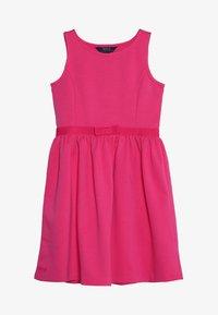 Polo Ralph Lauren - LIGHT WEIGHT - Robe en jersey - ultra pink - 3