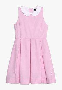 Polo Ralph Lauren - Robe d'été - baja pink/white - 0