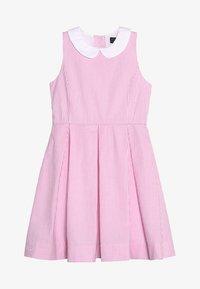 Polo Ralph Lauren - Robe d'été - baja pink/white - 2