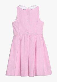 Polo Ralph Lauren - Robe d'été - baja pink/white - 1
