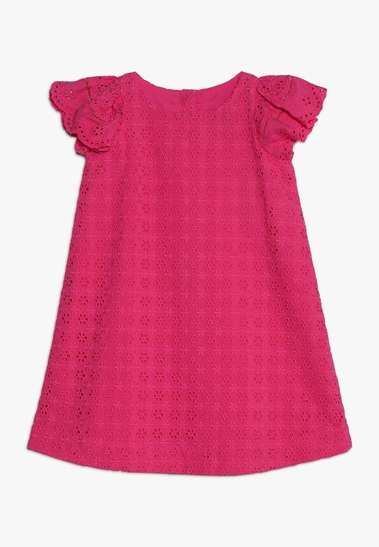 Polo Ralph Lauren - EYELET DRESS - Freizeitkleid - ultra pink