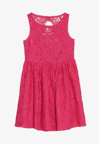 Polo Ralph Lauren - DRESS - Juhlamekko - ultra pink - 2