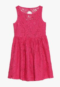 Polo Ralph Lauren - DRESS - Juhlamekko - ultra pink - 0